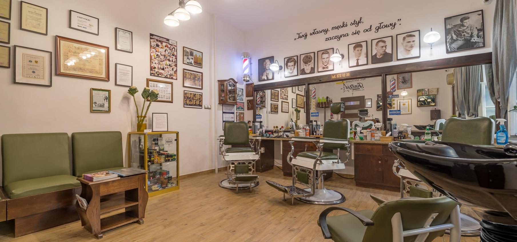 fryzjer męski, barber wrocław